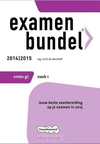 Nask 1 vmbo gt 2014/2015 examenbundel