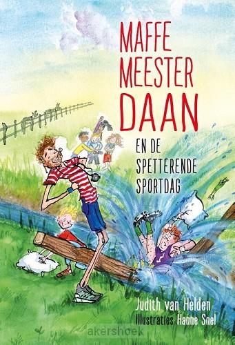 Maffe Meester Daan en de spetterende spo