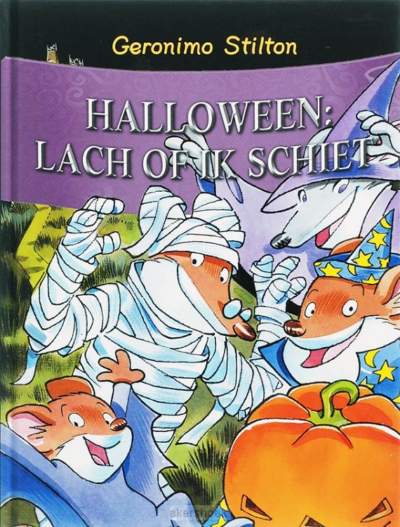 Halloween...lach of ik sc