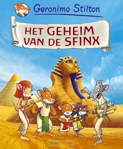 Het geheim van de Sfinx /