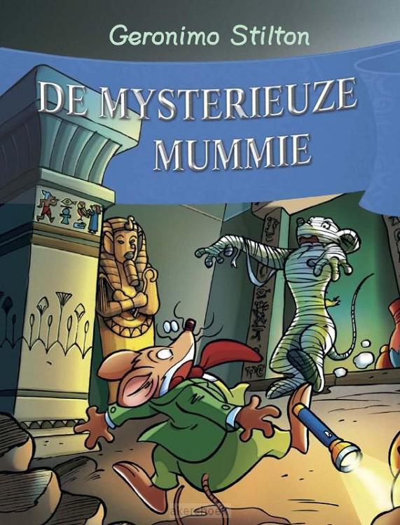 De mysterieuze mummie / 3