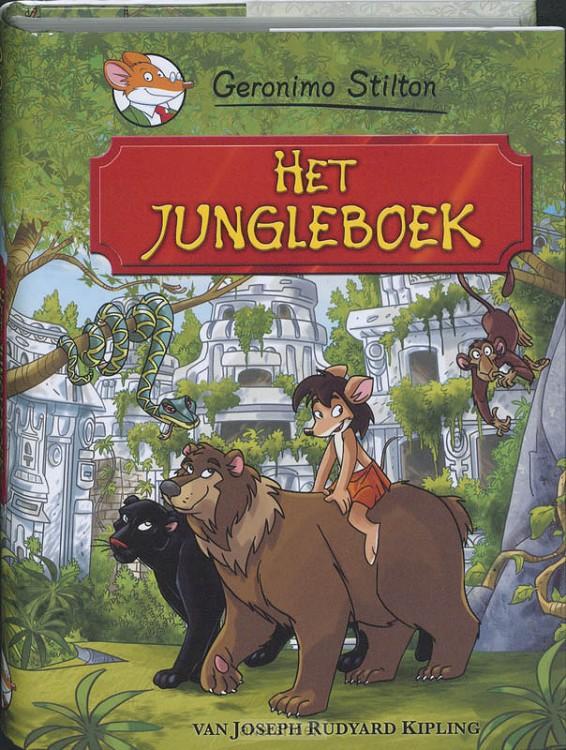 Het jungleboek / druk 1