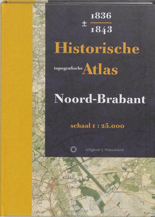 Historische topografische