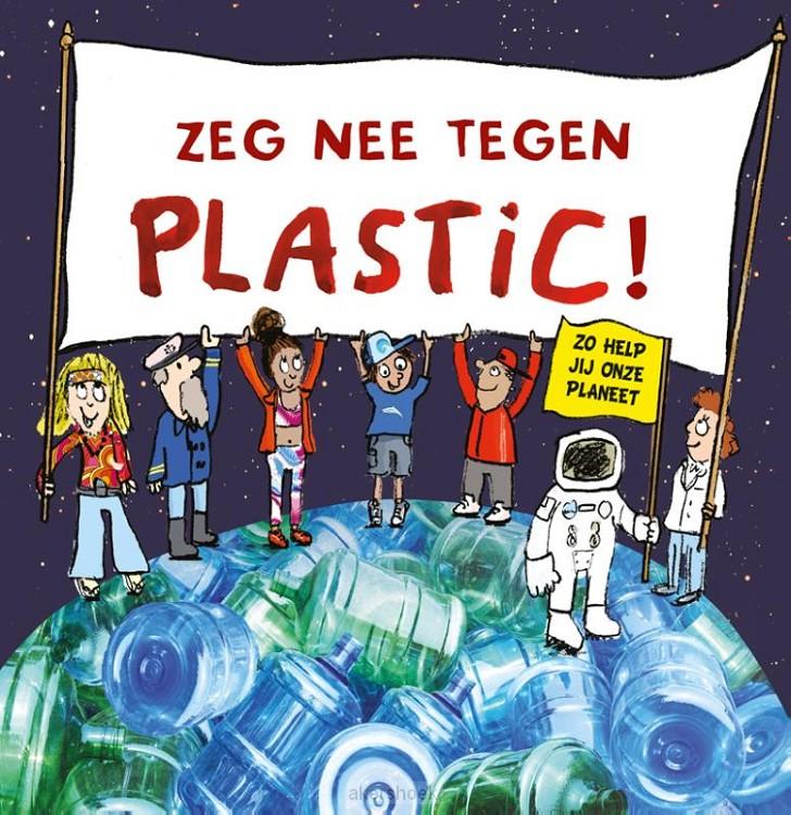 Zeg nee tegen plastic!
