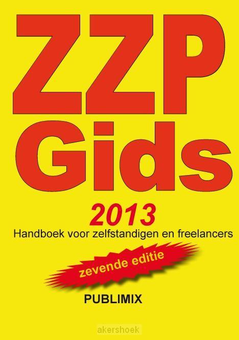 ZZP gids  / 2013