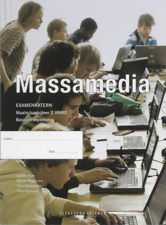 Massamedia ML / 2 VMBO /