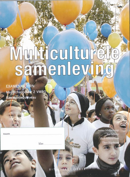Multiculturele samenlevin