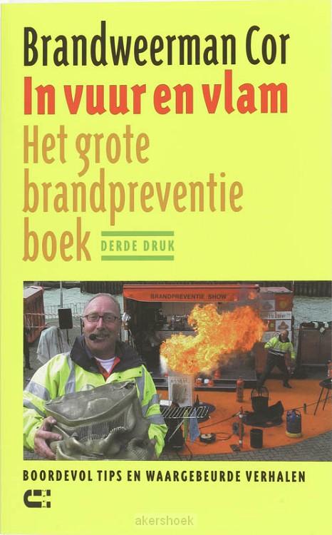 Brandweerman Cor In vuur