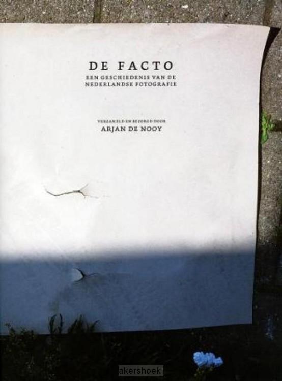 De Facto /   / druk 1