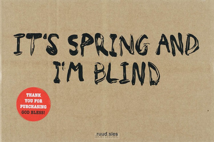 It's Spring and I'm Blind