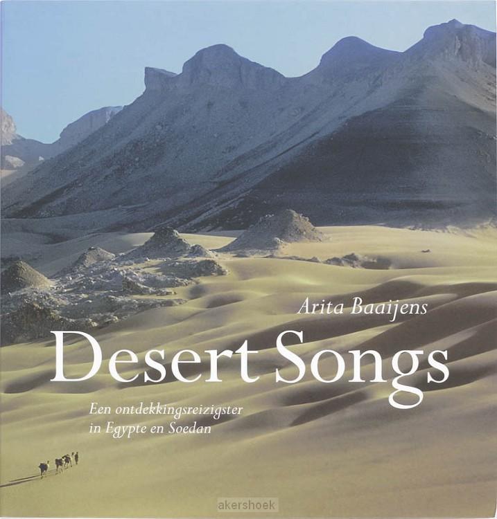 Desert songs / druk 1