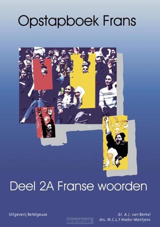 Opstapboek Frans / 2a Fra