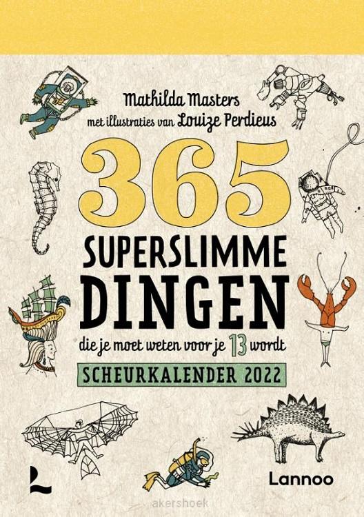 365 Superslimme dingen die je moet weten