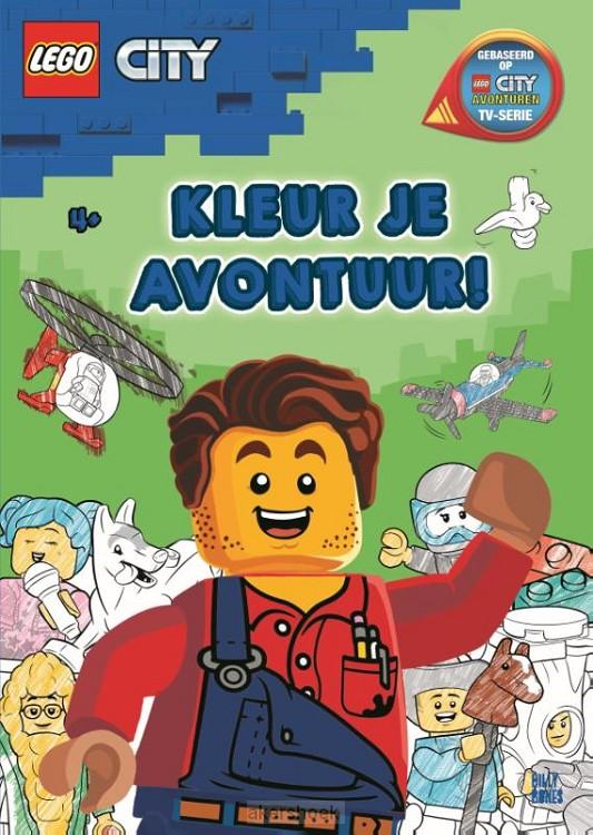 LEGO City - Kleur je avontuur!