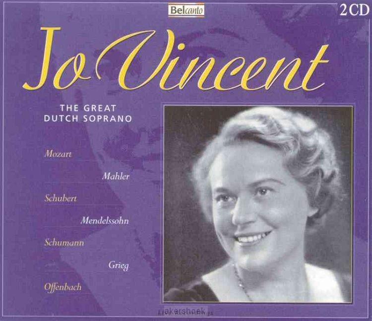 Great dutch soprano