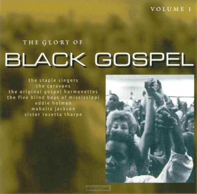 Black gospel vol 1
