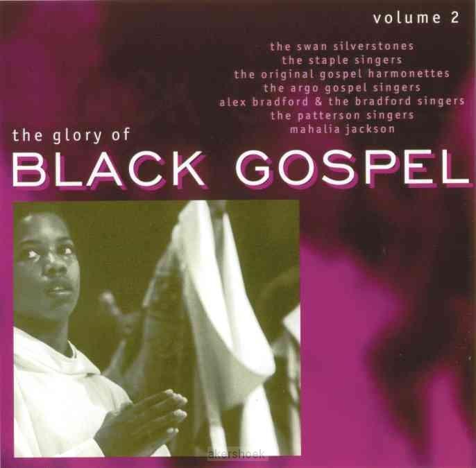 Black gospel vol 2