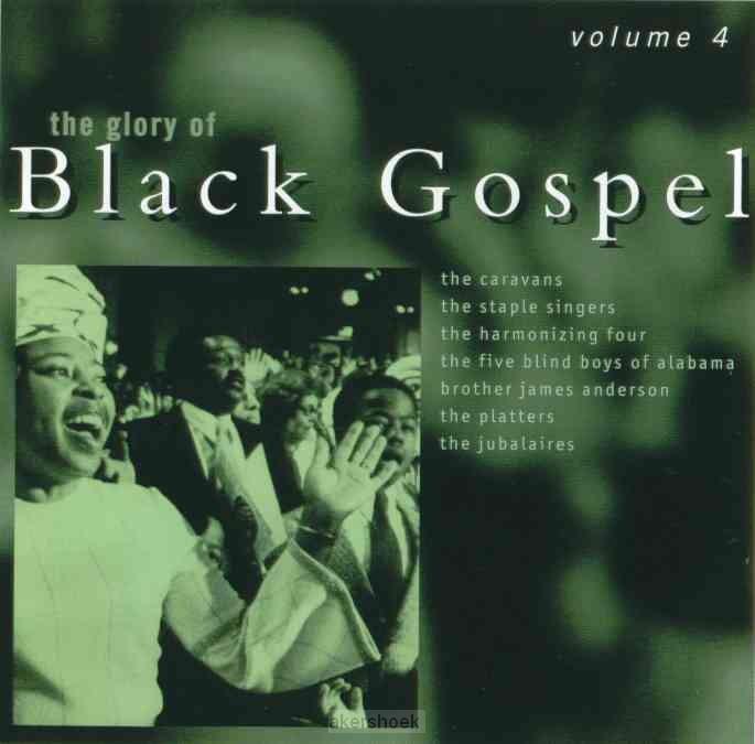Black gospel vol 4