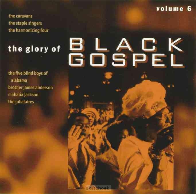 Black gospel vol 6