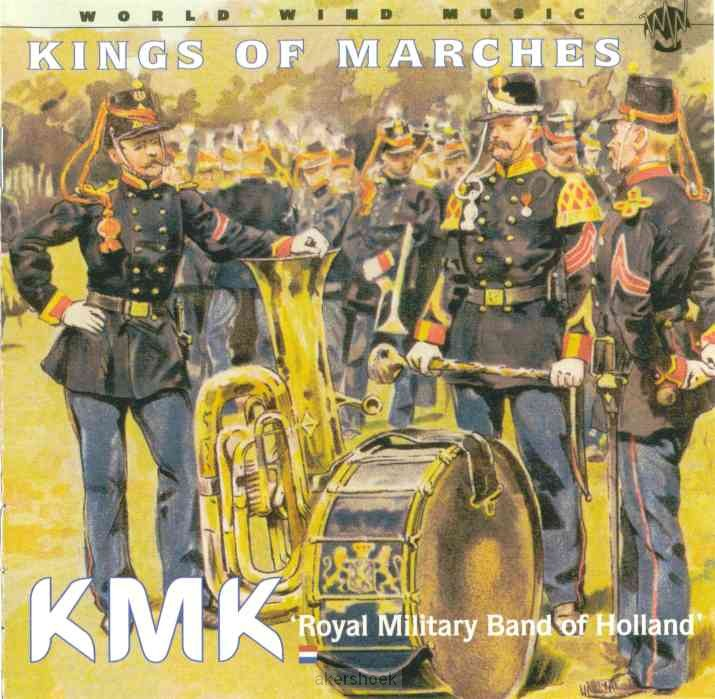 KINGS OF MARCHES