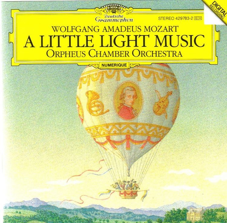 A LITTLE LIGHT MUSIC, ORCHESTRAL WORKS