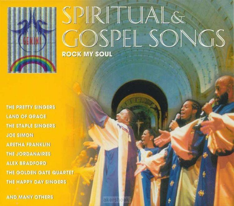 Spirituals & gospel songs