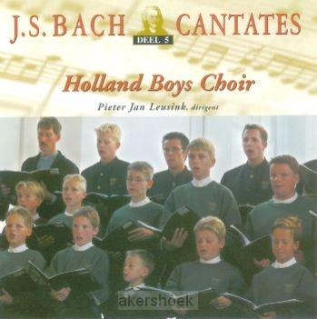 CANTATES 5 JS BACH