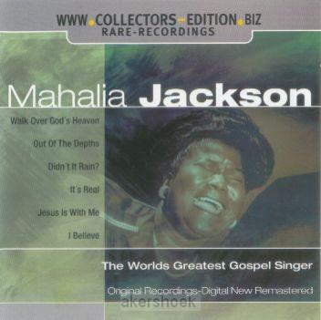 World greatest gospel singer