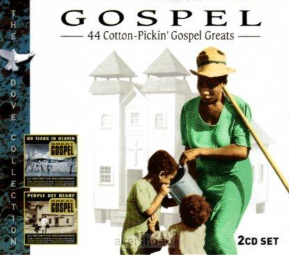 44 COTTON PICKIN' GOSPEL GREATS