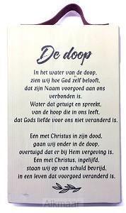 De doop