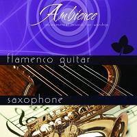 AMBIENCE-2CD- FLAMENCO GUITAR/SAXOPHONE