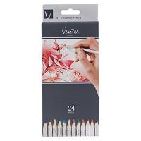 Coloring pencils 24 st