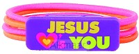 ARMBAND JESUS LOVES YOU