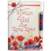 Devotion book/pen living lived