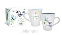 Ceramic Mug Woman of God