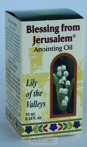 Anointing oil lily of the valleys 10ml