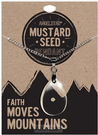 Necklace mustard seed