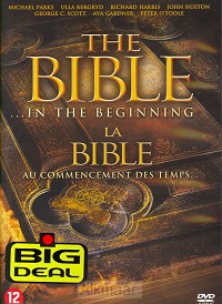 Bible, in the beginning