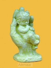 BEELD 1226.50 HANDJE MET BABY 12 CM
