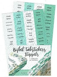 Bijbel tabstickers Stippels