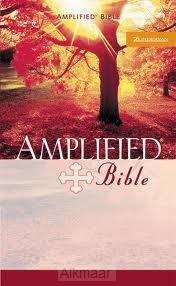 AMPLIFIED BIBLE COLOUR PAPERBACK