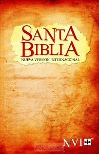 Santa biblia spaans
