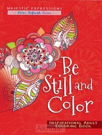 Coloringbook be still and color