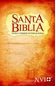 NVI santa biblia colour softcover