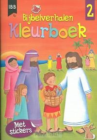 Bijbelverhalenkleurboek 2