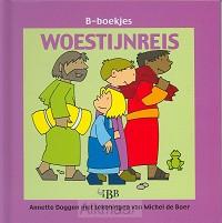B-BOEKJES WOESTIJNREIS