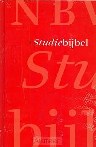 BIJBEL NBV 16X24 STUDIEBIJBEL