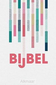 Bijbel hsv hardcover kleurig