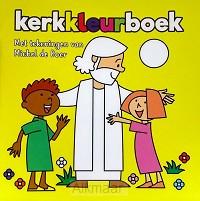 Kerkkleurboek 2 GEEL