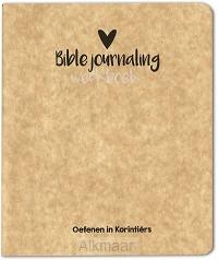 Biblejournaling werkboek